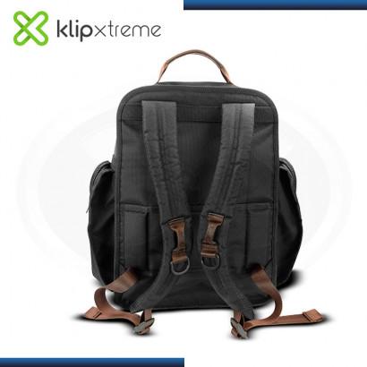 """MOCHILA P/ LAPTOP  KLIP XTREME BLACK  14.1""""  (N/P KNB-605 )"""