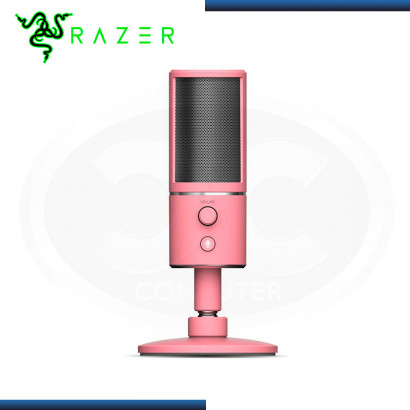 MICROFONO RAZER SEIREN X QUARTZ | STREAMING NOISE REDUCTION | USB (PN: RZ19-02290300-R3M1 )