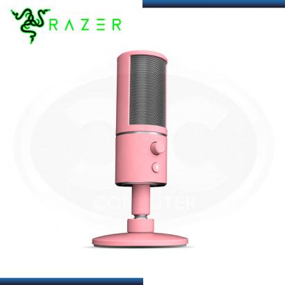 MICROFONO RAZER SEIREN X QUARTZ | STREAMING NOISE REDUCTION | USB (PN: RZ19-02290300-R3M1 )