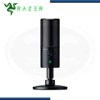 MICROFONO RAZER SEIREN X BLACK | STREAMING NOISE REDUCTION | USB (PN: RZ19-02290100-R3U1 )