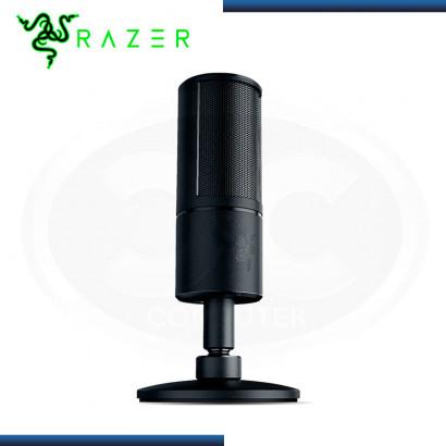 MICROFONO RAZER SEIREN X BLACK   STREAMING NOISE REDUCTION   USB (PN: RZ19-02290100-R3U1 )