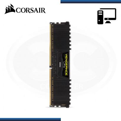 MEMORIA CORSAIR VENGEANCE LPX (1X16) 16GB DDR4, 2666MHz (N/P CMK16GX4M1A2666C16 )