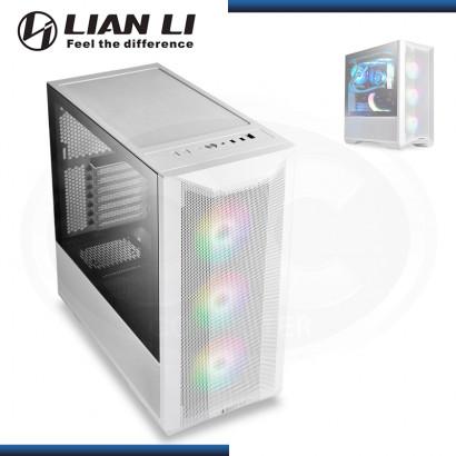CASE LIAN LI LANCOOL II MESH ARGB WHITE SIN FUENTE VIDRIO TEMPLADO USB 3.2/USB 3.1