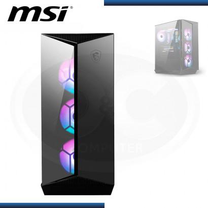 CASE MSI MPG GUNGNIR 110R SIN FUENTE VIDRIO TEMPLADO USB 3.2