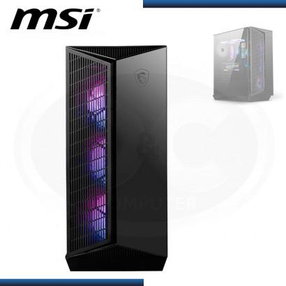 CASE MSI MPG GUNGNIR 110M SIN FUENTE VIDRIO TEMPLADO USB 3.2
