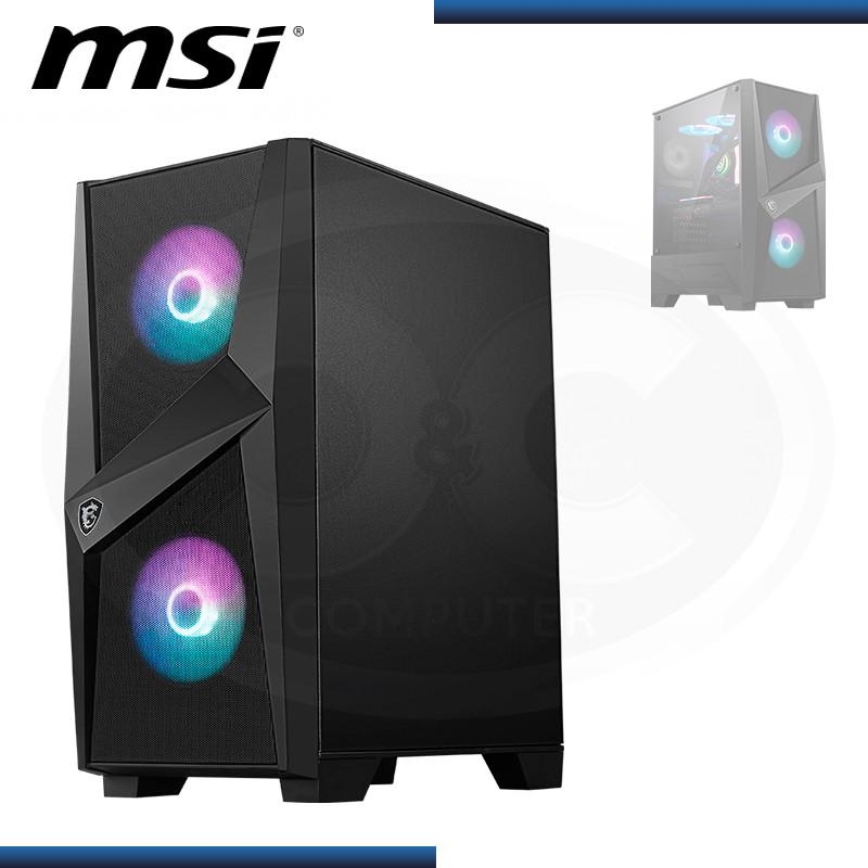 CASE COOLER MASTERBOX Q500L ELITE V C/FUENTE 600W REALES (PN: MCB-Q500L-KANB60-S00 )
