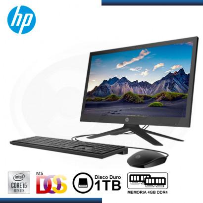 """ALL IN ONE HP 21-B0018LA INTEL CORE i5-1035G1 21.5"""" FHD/ 4GB DDR4/ 1TB/DOS"""
