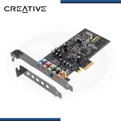 CREATIVE AUDIGY FX SB1570 SOUND BLASTER 5.1 TARJETA DE SONIDO