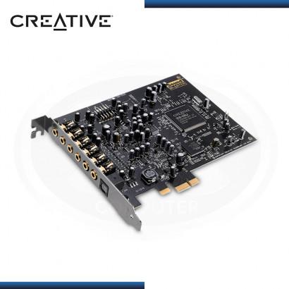 CREATIVE SOUND BLASTER AUDIGY RX SB1550 TARJETA DE SONIDO (PN:70SB155000001)