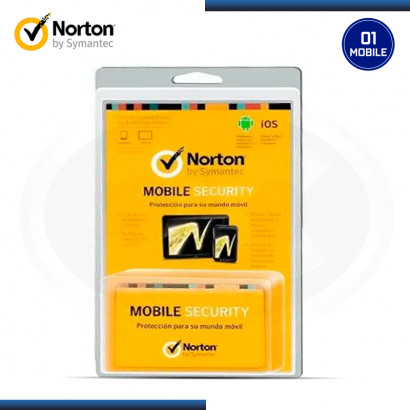 NORTON MOBILE SECURITY 01 PARA TABLET TELEFONOS