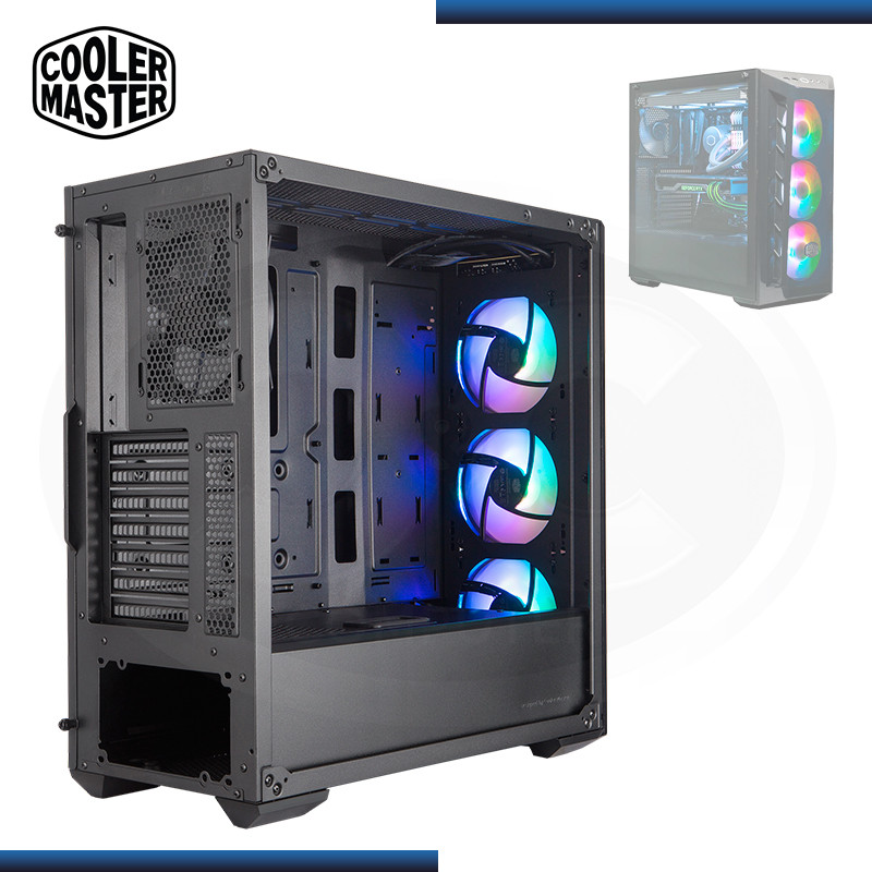 CASE LIAN LI PC-011 DYNAMIC BLACK VIDRIO TEMPLADO SIN FUENTE USB 3.1/USB 3.0 (PN:G99.011DX.00)