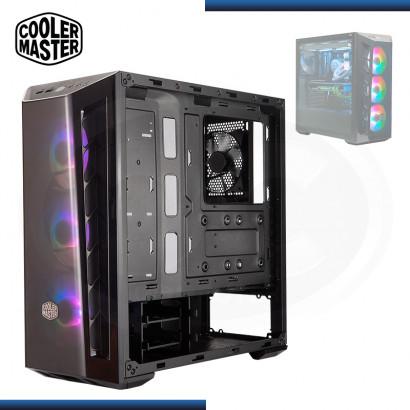 CASE COOLER MASTER MASTERBOX MB520 ARGB SIN FUENTE VIDRIO TEMPLADO USB 3.2 (PN:MCB-B520-KGNN-RGA)
