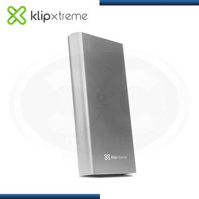 KLIP XTREME ENOX 20000 MAH KBH 205SV GRIS BATERIA PORTATIL