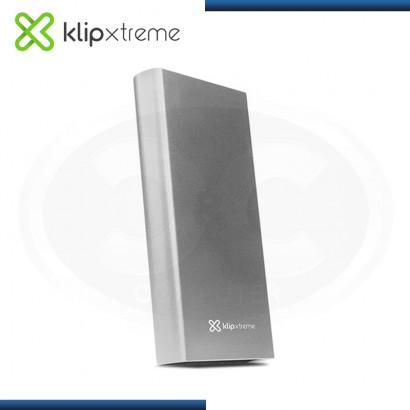 KLIP XTREME ENOX 15000 MAH KBH 200SV GRIS BATERIA PORTATIL