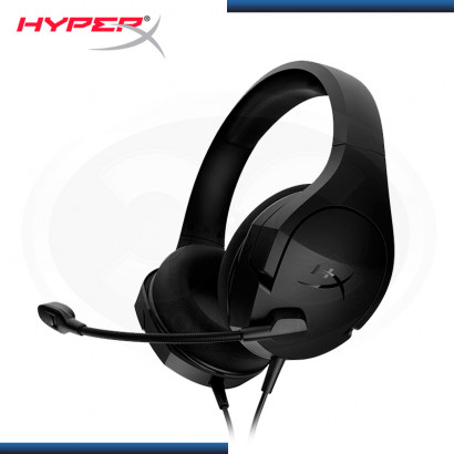 AUDIFONO HYPERX CLOUD STINGER CORE CON MICROFONO GAMING (PN:HX-HSCSC2-BK/WW)