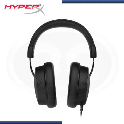 AUDIFONO HYPERX CLOUD ALPHA S GAMING 7.1 CON MICROFONO BLACK (PN:HX-HSCAS-BK/WW)