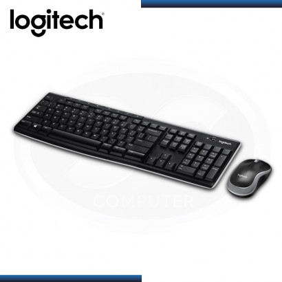 KIT LOGITECH MK270 WIRELESS TECLADO + MOUSE