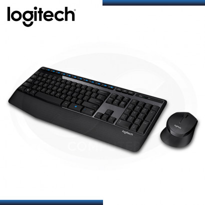 KIT LOGITECH MK345 WIRELESS COMFORT TECLADO + MOUSE USB (PN:920-007820)