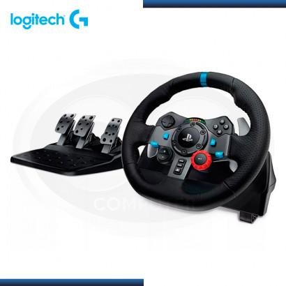 LOGITECH G29 DRIVING FORCE VOLANTE CON PEDAL BLACK USB (PM:941-000111)
