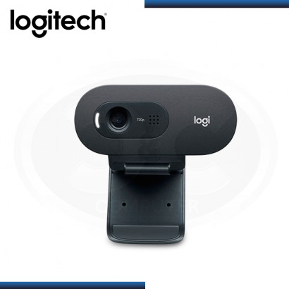 WEBCAM LOGITECH C505 HD 720P BLACK (PN:960-001363)