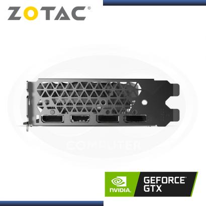ZOTAC GAMING GEFORCE GTX 1660 SUPER 6GB GDDR6 192BITS TWIN FAN (PN:EAN-13/4895173619977)