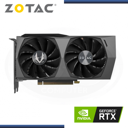 ZOTAC GAMING GEFORCE RTX 3060 12GB GDDR6 192BITS TWIN EDGE OC (PN:EAN-13 /4895173622830)