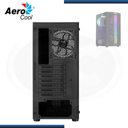 CASE AEROCOOL PRIME-G-BK-V2 ARGB SIN FUENTE VIDRIO TEMPLADO USB 3.0 (PN:4710562756326)