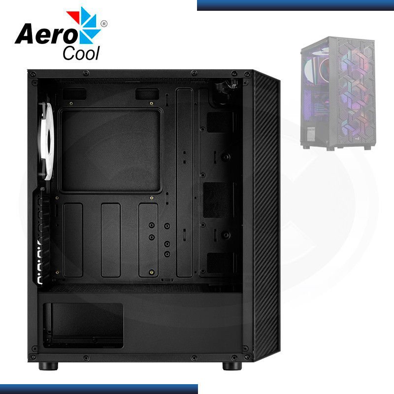 CASE DEEPCOOL MATREXX 70 ADD-RGB SIN FUENTE VIDRIO TEMPLADO NO INCLUYE COOLERS USB 3.0/USB 2.0