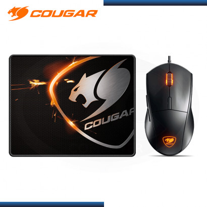 KIT COUGAR MINOS XC MOUSE + PAD MOUSE SPEED XC (PN:CGR-MINOS XC)