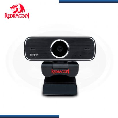 WEB CAM REDRAGON HITMAN 1080P (PN:GW800)