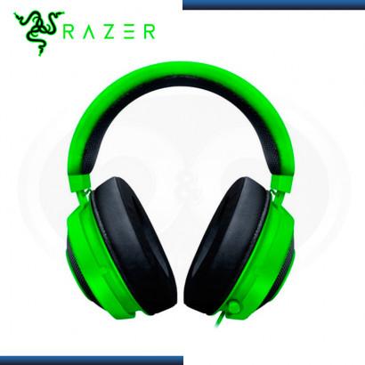 AUDIFONO RAZER KRAKEN  MULTIPLATAFORMA WIRED GREEN (PN:RZ04-02830200-R3U1)