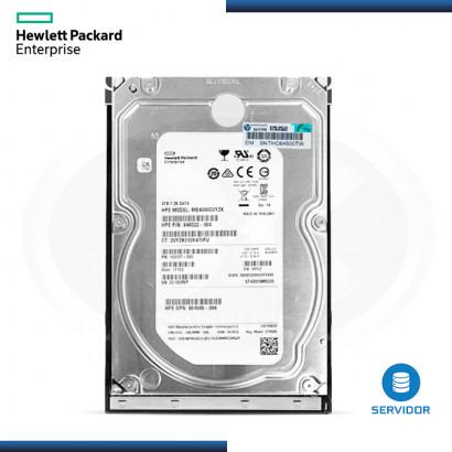 DISCO DURO 4TB HPE SERVIDOR SATA 6.0 Gbs  (PN:861683-B21)