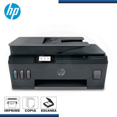 IMPRESORA HP SMART TANK 530 ALL IN ONE MULTIFUNCIONAL CON SISTEMA CONTINUO WIFI