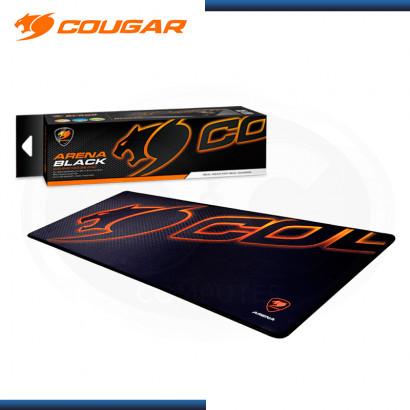 PAD MOUSE COUGAR ARENA BLACK GAMING XL BLACK ORANGE (PN:3PAREHBBRB5.0001)