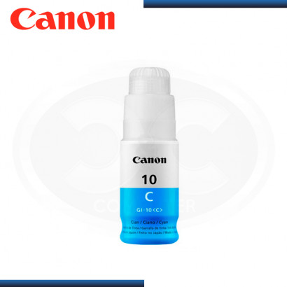 BOTELLA DE TINTA CANON GI-10C CYAN