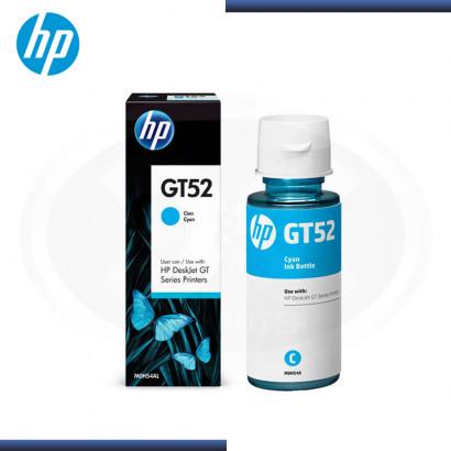 BOTELLA DE TINTA HP GT52 CYAN (PN:M0H54AL)
