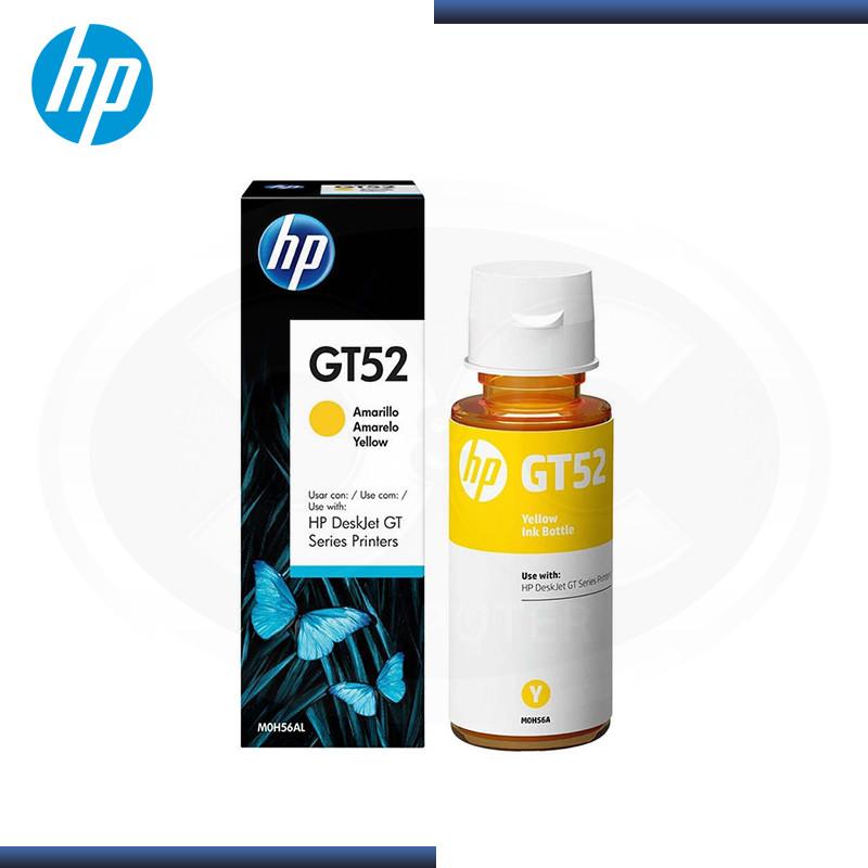 BOTELLA DE TINTA HP GT52 YELLOW (PN:M0H56AL)