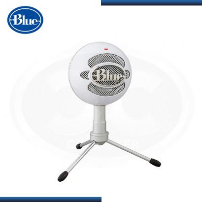 MICROFONO BLUE SNOWBALL ICE WHITE USB (PN:988-000070)