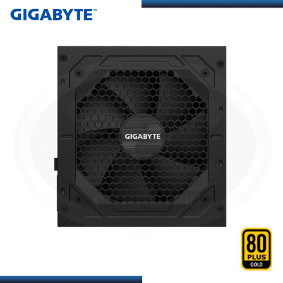 FUENTE GIGABYTE P850GM 850W 80 PLUS GOLD MODULAR (PN:GP-P850GM)
