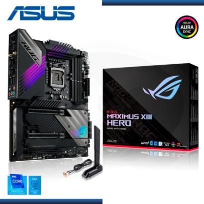 MB ASUS ROG MAXIMUS XIII HERO Z590 DDR4 LGA 1200 (PN:90MB15X0-M0AAY0)