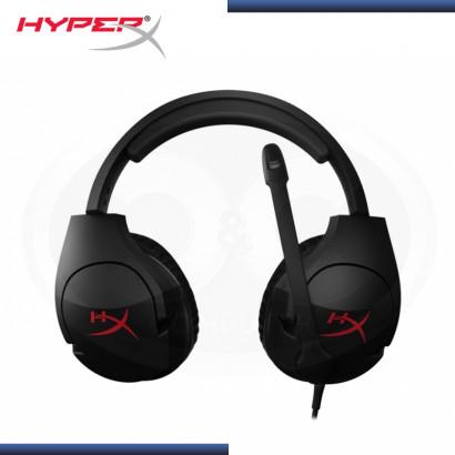 AUDIFONO HYPERX CLOUD STINGER BLACK CON MICROFONO (PN:HX-HSCS-BK/NA)