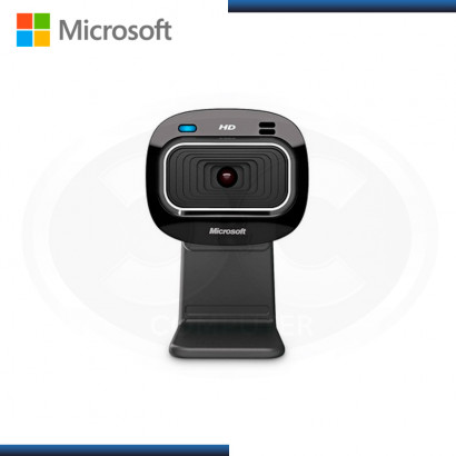 WEBCAM MICROSOFT LIFECAM HD-3000 FOR BUSINESS BLACK (PN:T4H-00002)