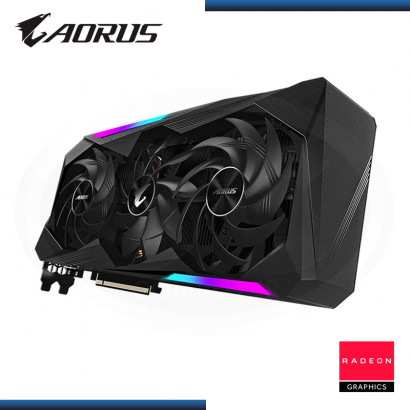 AORUS RADEON RX 6800 XT 16GB GDDR6 256BITS MASTER (PN:GV-R68XTAORUS M-16GD)