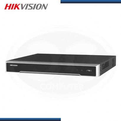GRABADOR DS-7616NI-Q2/16P IP HIKVISION 16 CANALES CON POE 2HDD (PN:DS-7616NI-Q2/16P)
