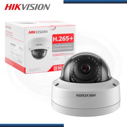 CAMARA VIGILANCIA HIKVISION DS-2CD1123G0-I IP DOMO FIXED POE (PN:DS-2CD1123G0-I)