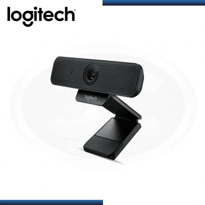 WEBCAM LOGITECH C925E FHD BLACK USB (PN:960-001075)