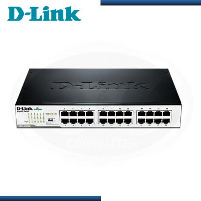 SWITCH D-LINK DES-1024D 24 PUERTOS 10/100 Mbps
