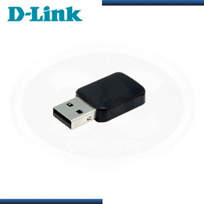 ADAPTADOR USB WIFI D-LINK DWA-171 AC600 DUAL BAND