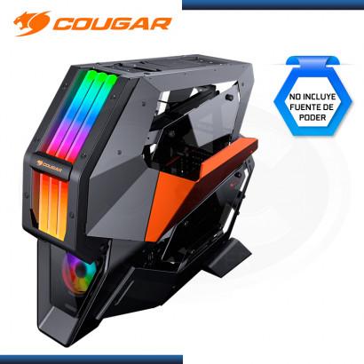 CASE COUGAR CONQUER 2 RGB SIN FUENTE USB 3.1/USB 3.0 (PN:109CM10001-02)