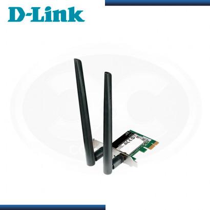 TARJETA PCI D-LINK DWA-582 AC1200 INALAMBRICA DUAL BAND